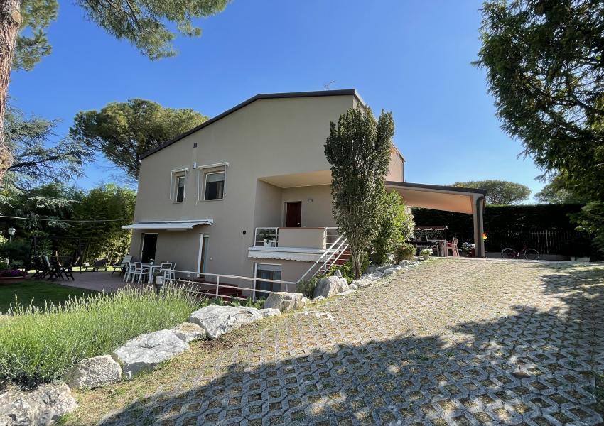 Pesaro, zona Baratoff - Casa bifamiliare in Vendita | Foto 5